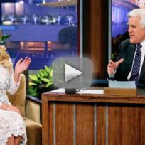 Kim Kardashian Tonight Show Interview