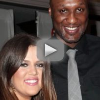 Khloe Kardashian and Lamar Odom: Spotted Together!