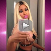 Nicki minaj halloween madness