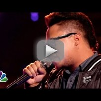 "Preston Pohl: ""Nothin' on You"" - The Voice"