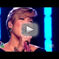 "Tessanne Chin: ""Many Rivers to Cross"" - The Voice"