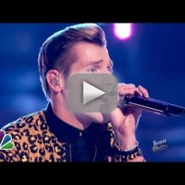 "Nic Hawk: ""Blurred Lines"" - The Voice"