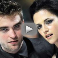 Robert Pattinson: Still Gaga Over Kristen Stewart?