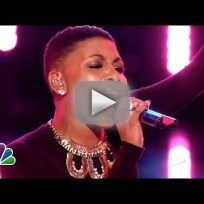 "Tamara Chauniece: ""I Will Survive"" - The Voice"