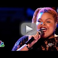 "Stephanie Anne Johnson: ""Georgia on My Mind"" - The Voice"