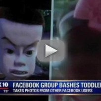 Facebook Baby, Toddler Bashing Group Sparks Outrage