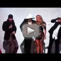 Duck dynasty twerking at cma awards