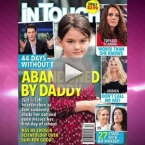 Tom cruise sues tabloid for abandonment claim