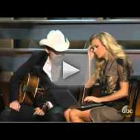 Brad paisley and carrie underwood obamacare by morning