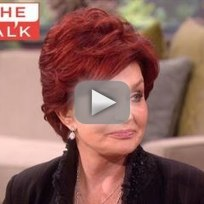 Sharon osbourne to the view cast sorry