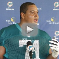 Jonathan martin hospitalized for emotional distress