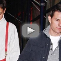 Tom Cruise: Scientology Played Role in Katie Holmes Divorce