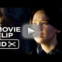 Catching fire clip a cry for help