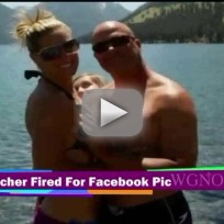 Facebook Photo Gets Coach Fired