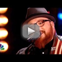"Austin Jenckes: ""It's a Great Day to Be Alive"" - The Voice"