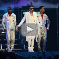 Justin Bieber Walks Off Stage, Gets Sick in Argentina