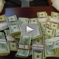 Man Finds 98K In Desk Bought on Craigslist