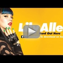 Lily allen hard out there