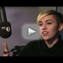 Miley Cyrus Touts Her Feminism