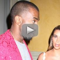 Kim Kardashian and Kanye West: Not Moving to London!