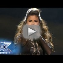 "Selena Gomez - ""Slow Down"" (The X Factor)"