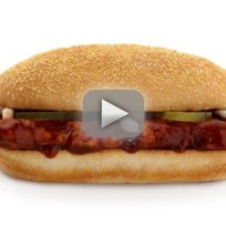 Frozen McRib Will Make You Question Everything