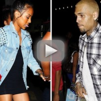 Chris Brown, Karrueche Tran Reunite!