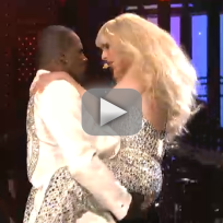 Lady gaga r kelly snl performance do what u want