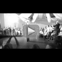 Couple Performs Dirty Dancing's Iconic Scene at Reception