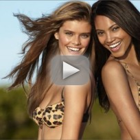 Swimsuit Models on the Worst Thing About Being a Model