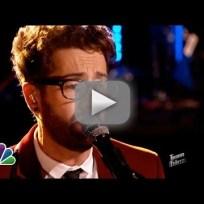 "Will Champlin: ""Love Me Again"" - The Voice"