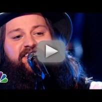 """Cole Vosbury: """"To Be with You"""" - The Voice"""