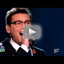 "James Wolpert: ""Without You"" - The Voice"