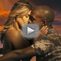 "Kanye West - ""Bound 2"" (Music Video)"