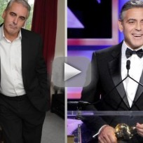 George Clooney Lookalike Turns Down Indecent Proposal