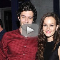 Leighton Meester, Adam Brody Engaged!