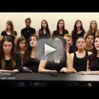 AcaBelles Sings Royals by Lorde