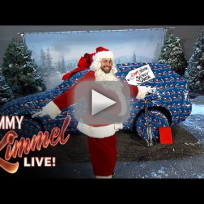 Jimmy-kimmel-pranks-john-krasinski-and-emily-blunt