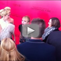 Jennifer Lawrence Fakes a Meltdown