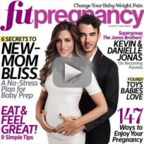 Danielle and Kevin Jonas Faking Pregnancy?