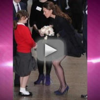 Kate middletons marilyn monroe moment