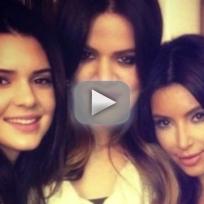 Kendall Jenner, Kim Kardashian, Khloe Kardashian: Posing For Playboy?