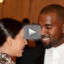 Kanye West and Kim Kardashian to Wed on TV?