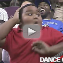 Pistons Fan vs. Usher: Dance-Off!
