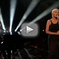 A great big world christina aguilera ama performance