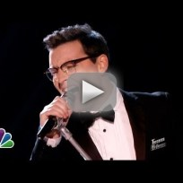 "James Wolpert: ""Somebody To Love"" - The Voice"