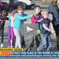 Sandy hook shooting official report