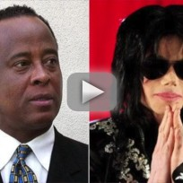 Dr conrad murray talks about holding michael jacksons junk