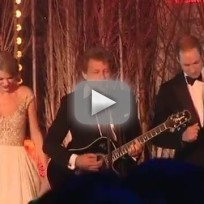 Taylor swift bon jovi and prince harry livin on a prayer