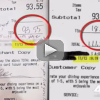 Gay Waitress: Not Stiffed by Customers?